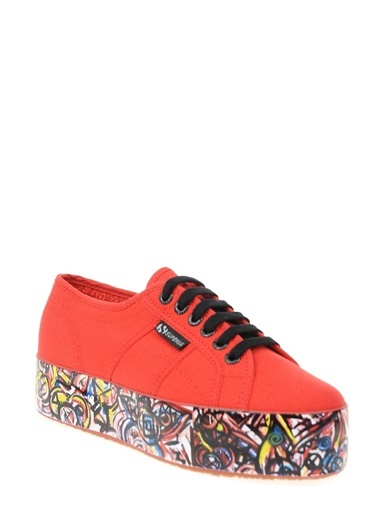 Cot Foxing Fanu-Superga